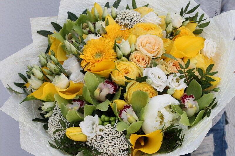 Магазин цветов Cvetok.by Букет «Сапфир» - фото 2
