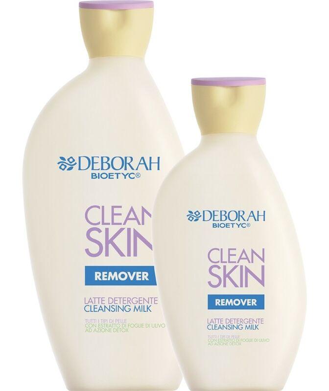 Уход за лицом Deborah Milano Очищающее молочко Deborah Cleansing milk 200ml - фото 1