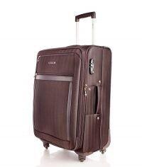 Магазин сумок Airtex Чемодан коричневый Н/Д - фото 2