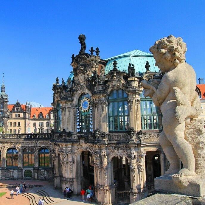 Туристическое агентство Череда Путешествий Автобусный экскурсионный тур «Берлин – Париж– Версаль* – Амстердам – Дрезден» - фото 1