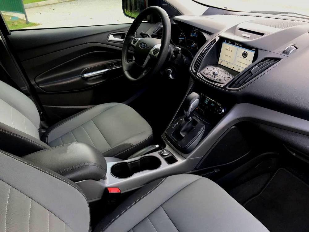 Прокат авто Ford Escape - фото 3