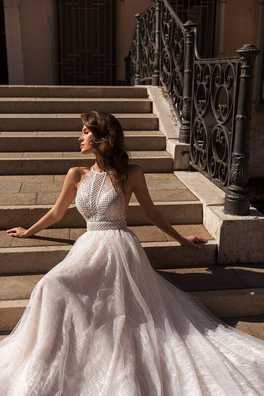 """Свадебное платье напрокат ALIZA свадебное платье """"Capricy"""" - фото 2"""