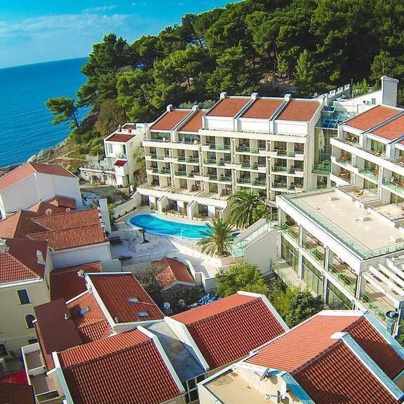Туристическое агентство Denvi Travel Пляжный авиатур в Черногорию, Петровац, Monte Casa 4* - фото 1