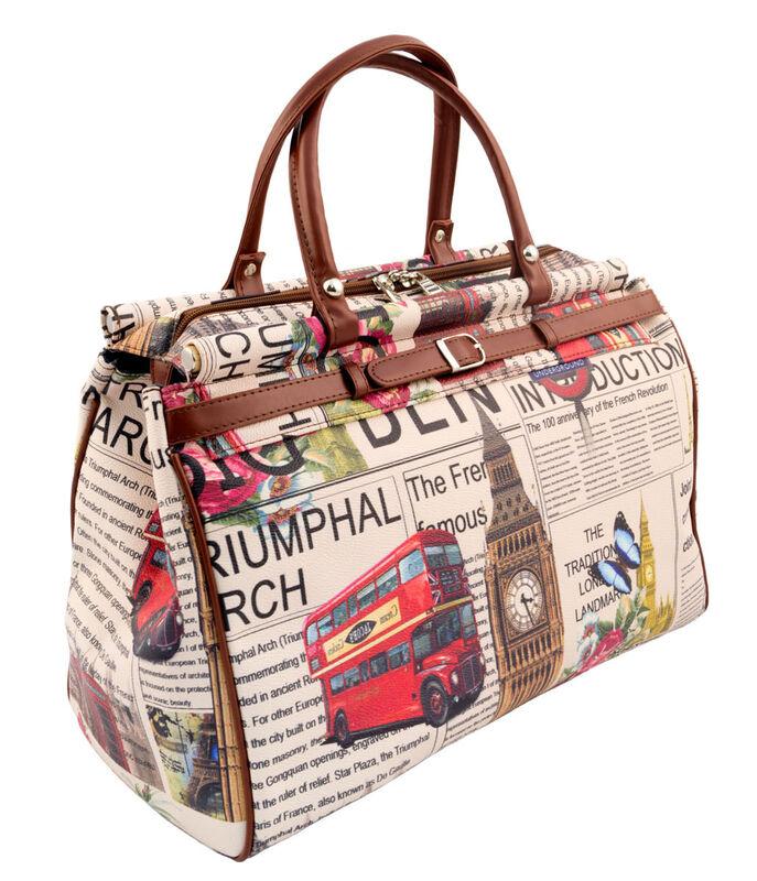 Магазин сумок Borgo Antico Женская дорожная сумка 135 - фото 2