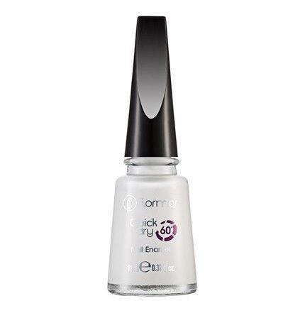 Декоративная косметика Flormar Быстросохнущий лак для ногтей Quick Dry Nail Enamel - фото 1