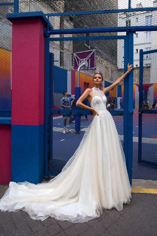 Свадебный салон Crystal Свадебное платье Dream - фото 3