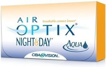 Линзы CIBA Vision Контактные линзы Air Optix Night & Day - фото 1