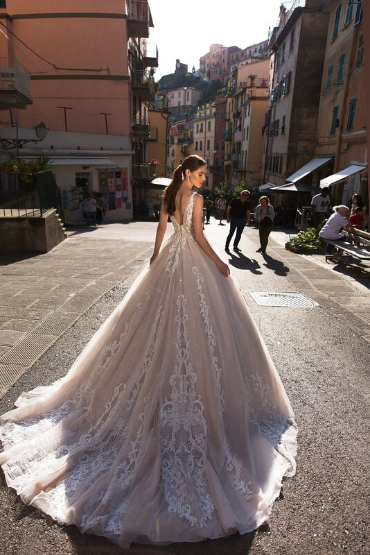 "Свадебный салон ALIZA свадебное платье ""Luchianye"" - фото 3"