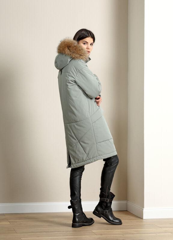 Верхняя одежда женская Burvin Пальто женское 5778 - фото 2