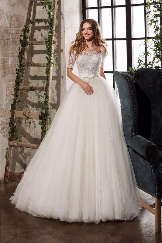 Свадебное платье напрокат Nora Naviano Платье свадебное Brynna - фото 1