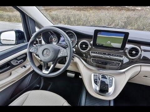 Прокат авто Mercedes-Benz V-class - фото 5