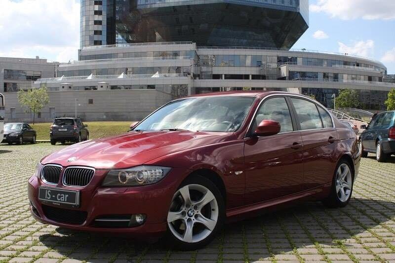 Аренда авто BMW 320 2012 г.в. - фото 1