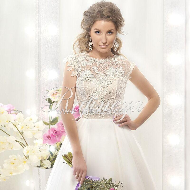Свадебное платье напрокат Rafineza Свадебное платье Iren - фото 1