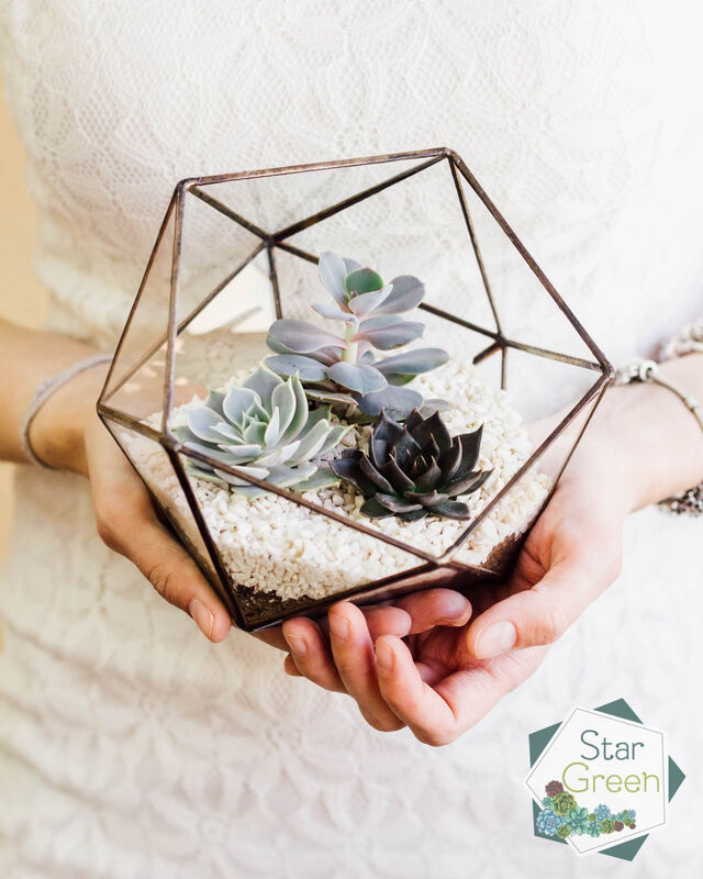 Магазин цветов StarGreen Три каменные розы - фото 1