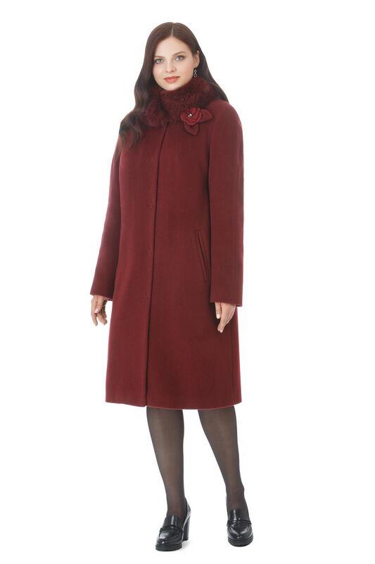 Верхняя одежда женская Elema Пальто женское зимнее Т-7175 - фото 1