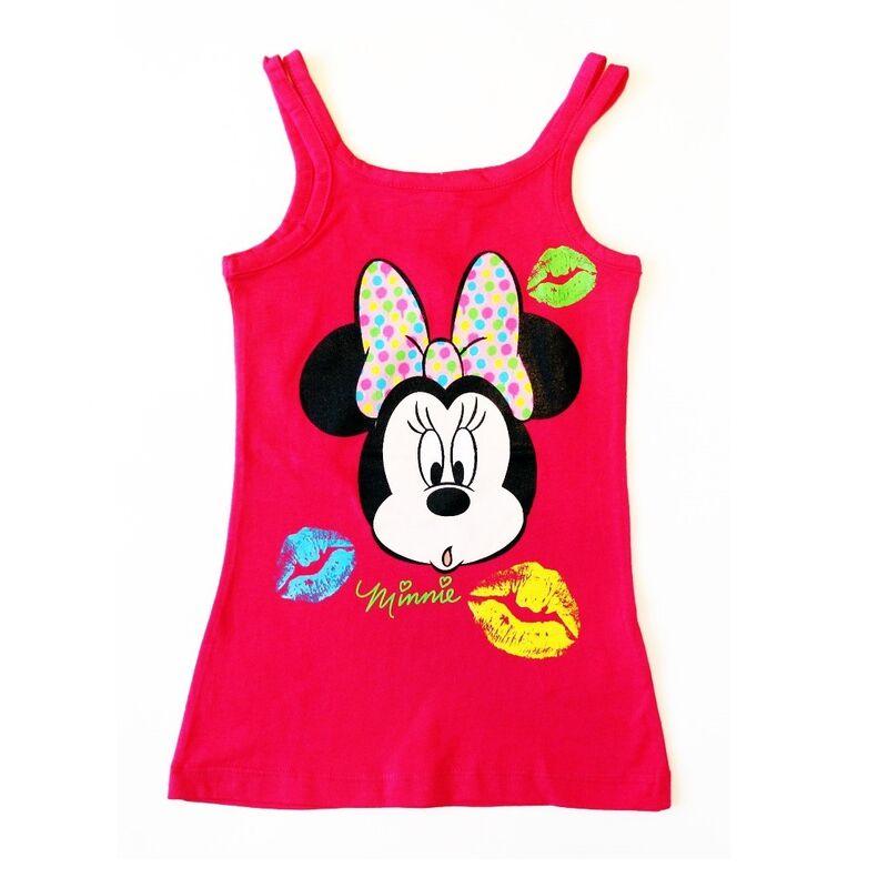 Платье детское Sun City Сарафан для девочки Минни Маус OE1169/1 - фото 1