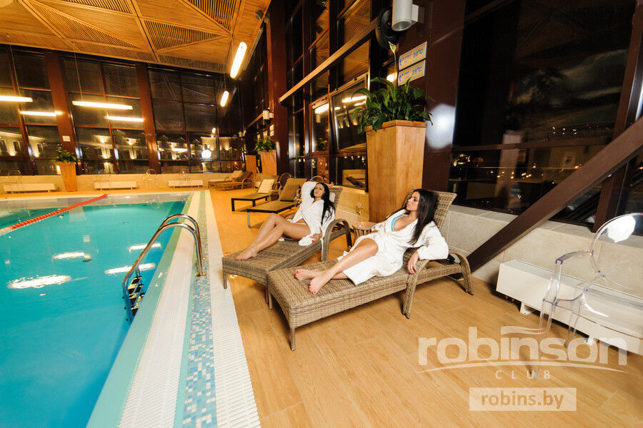 Подарок на Новый год Robinson Club Подарочный Spa-сертификат «Platinum» - фото 8