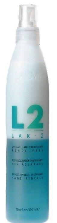 Уход за волосами Lakme Кондиционер для экспресс-ухода за волосами L2 Lak-2 Instant Hair Conditioner 300 мл - фото 1