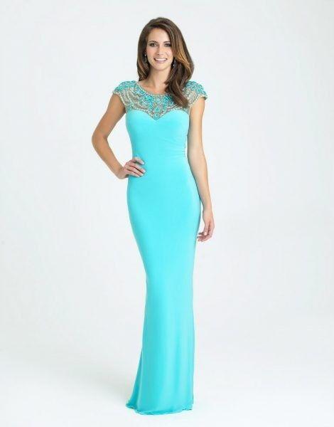 Вечернее платье Madison James Вечернее платье 16-398 - фото 1