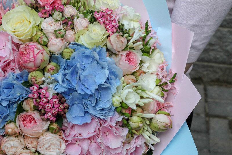 Магазин цветов Cvetok.by Букет «Шарм» - фото 2