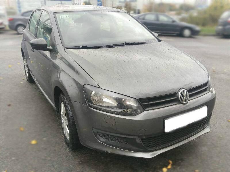 Прокат авто Volkswagen Polo 2011 г.в. - фото 1