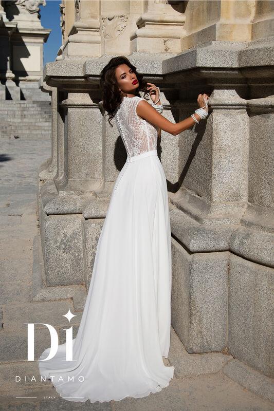 Свадебное платье напрокат Diantamo Платье свадебное Gracia - фото 4