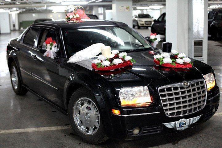 Прокат авто Chrysler 300C Black - фото 1