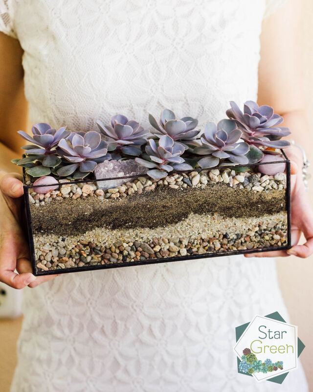 Магазин цветов StarGreen Фиолетовая феерия - фото 1