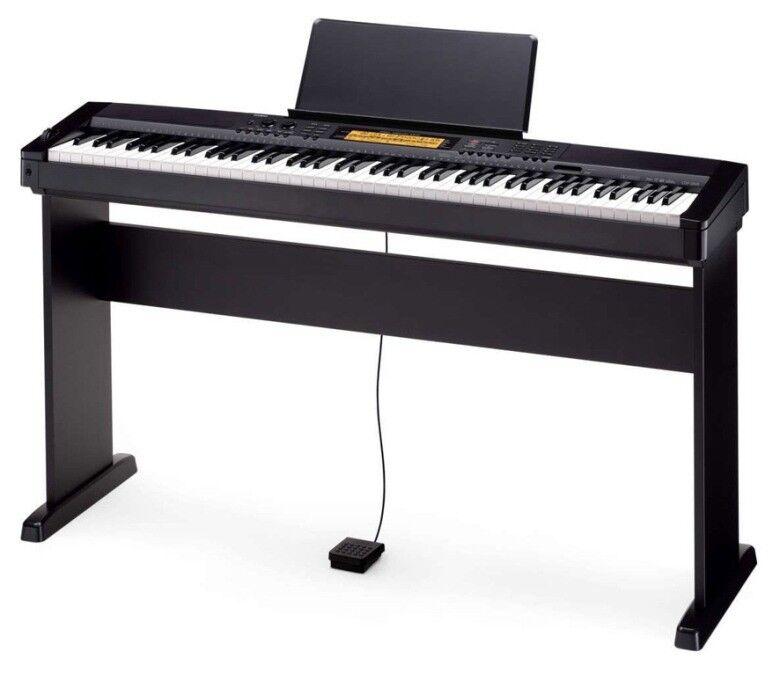 Музыкальный инструмент Casio Цифровое пианино CDP-130BK - фото 3