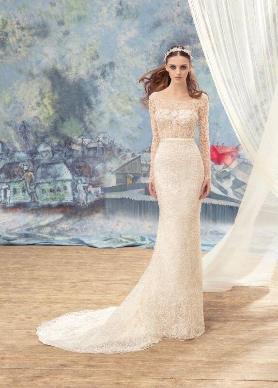 Свадебный салон Papilio Свадебное платье «Жако» 1727L - фото 1
