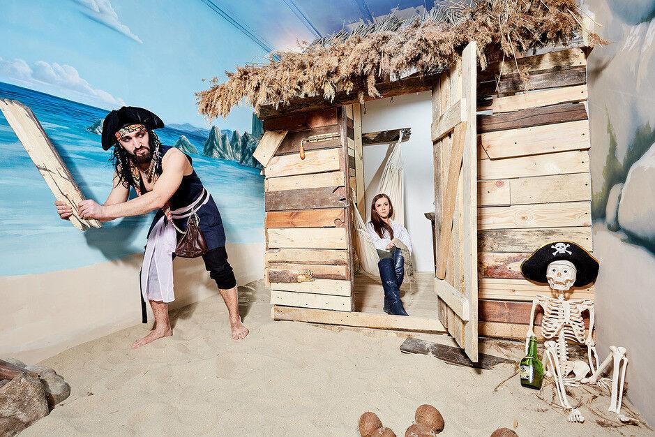 Квест GameRoom Детский праздник «Пираты Карибского моря» на 4-8 чел. - фото 3