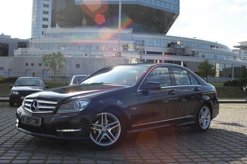 Аренда авто Mercedes-Benz C250 AMG - фото 1