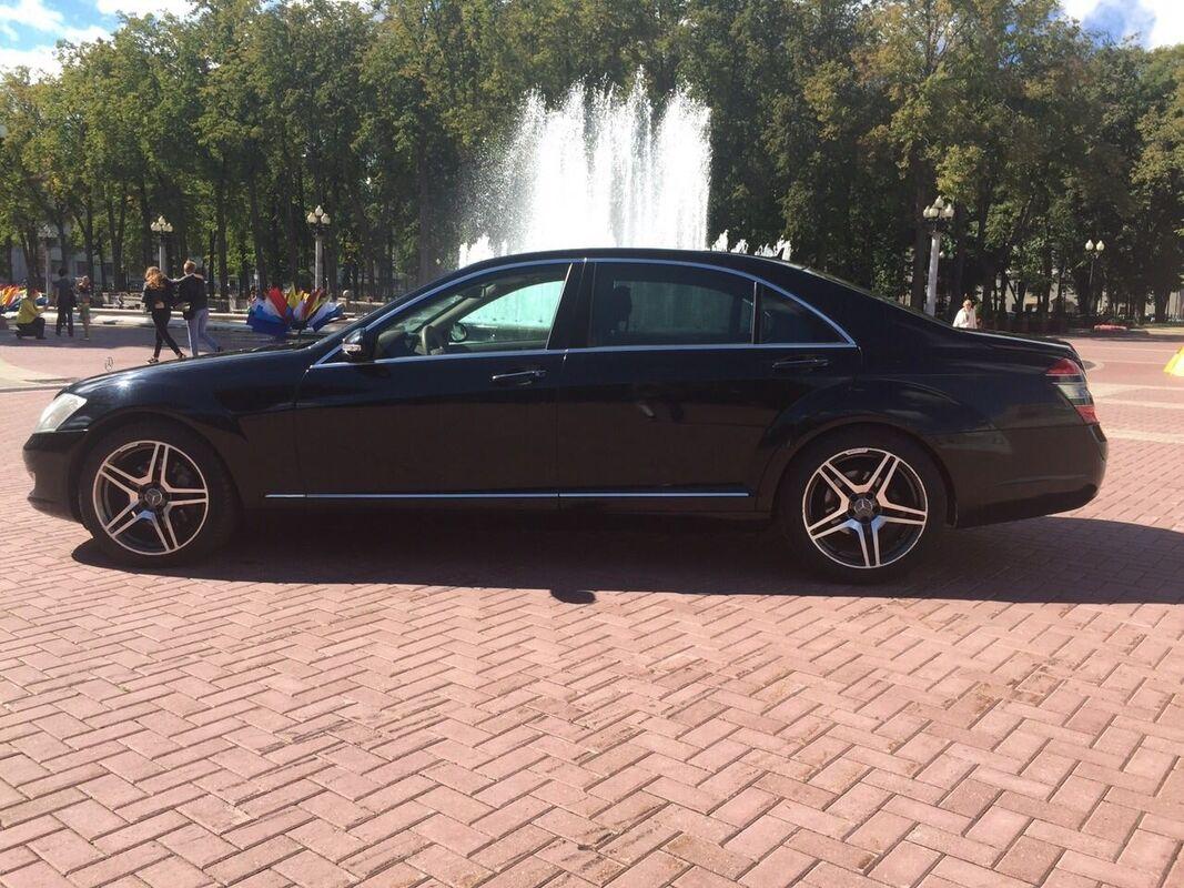 Аренда авто Mercedes-Benz S350 W221 Long - фото 2