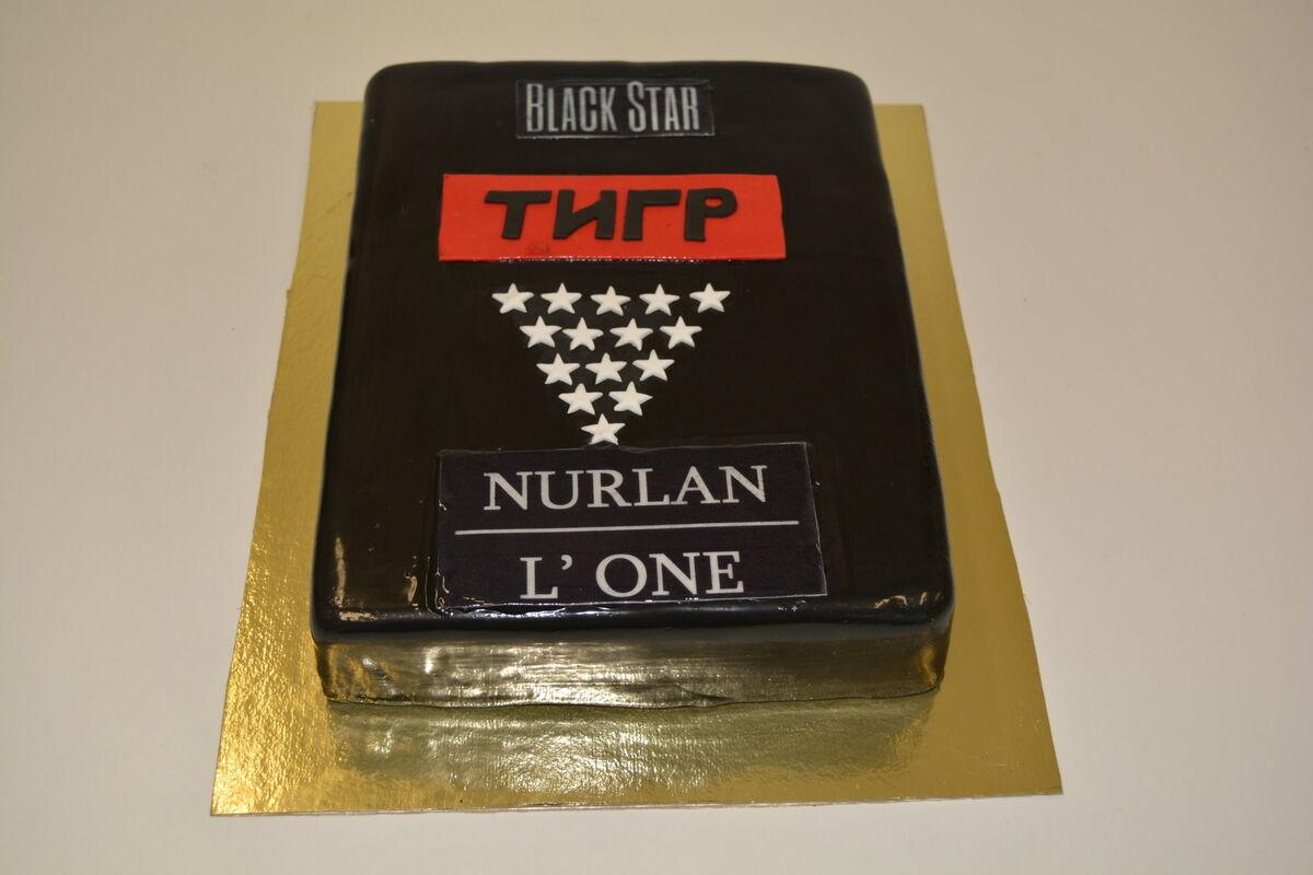Торт DOLCE Корпоративный торт «ТИГР» - фото 1