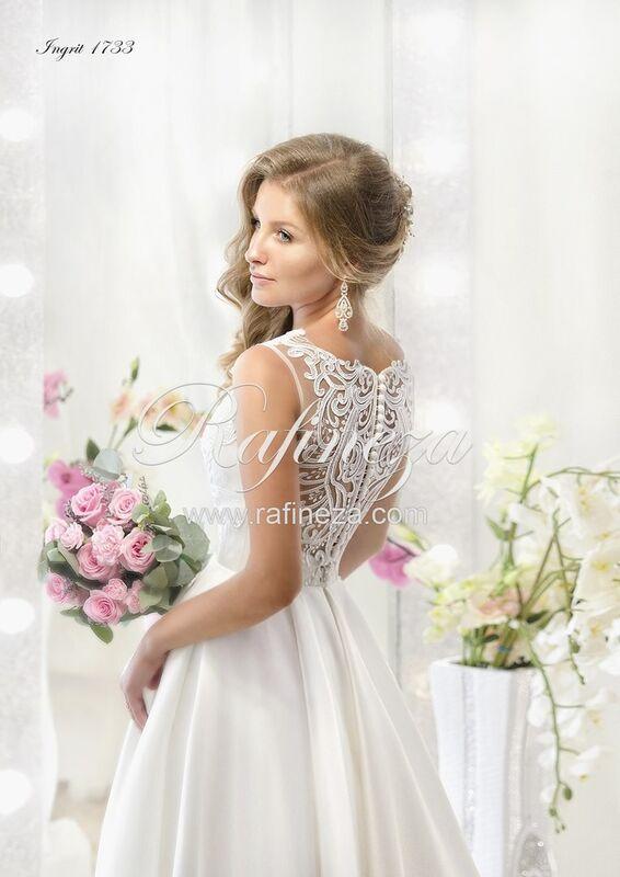 Свадебный салон Rafineza Платье свадебное Ingrit - фото 2