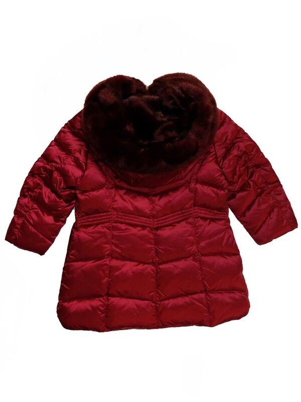 Верхняя одежда детская TRE API Пальто  для девочки Z1189 - фото 3