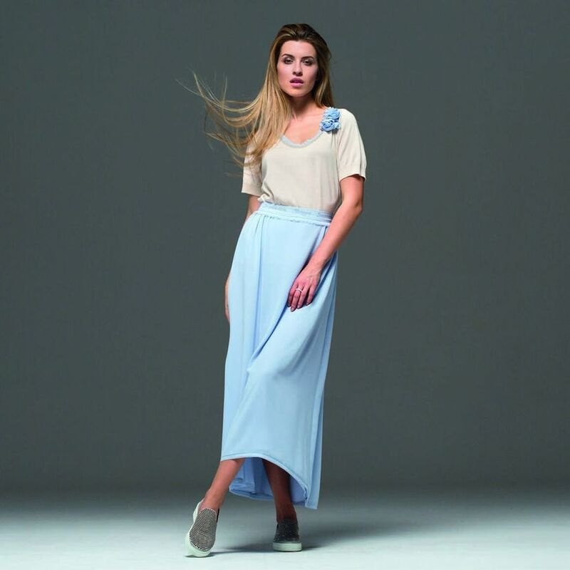 Кофта, блузка, футболка женская Mozart Блузка s18169 - фото 1