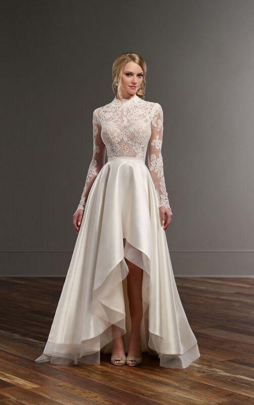 Свадебное платье напрокат Essense of Australia Платье свадебное Jude - фото 3