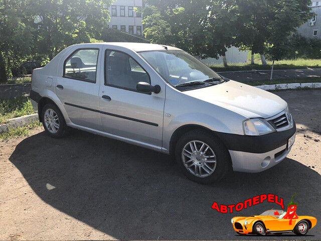 Прокат авто Renault Logan 2006 г.в. - фото 2