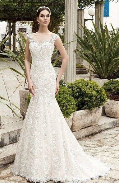 Свадебное платье напрокат Lussano Bridal Платье свадебное 15897 - фото 1