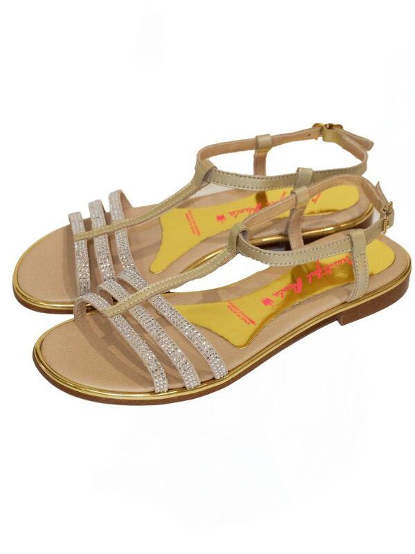 Обувь детская Pablosky Летние туфли для девочки 815788 - фото 3