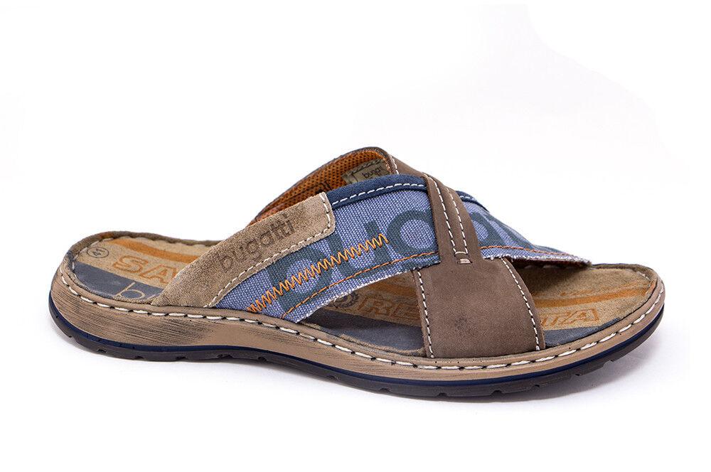 Обувь мужская Bugatti Сандалеты мужские F8980-56-620 - фото 1