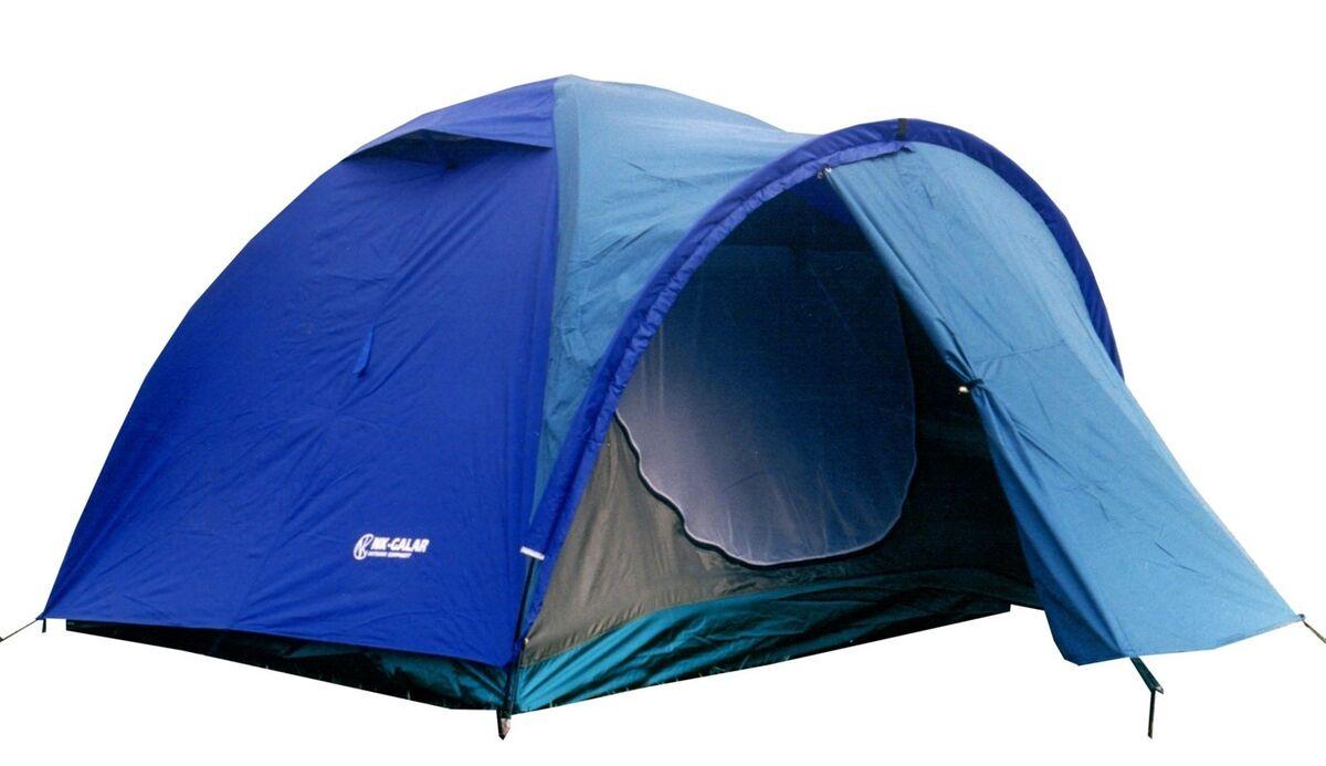 Туристический товар НК Галар Палатка 4-х местная 4НК - фото 1