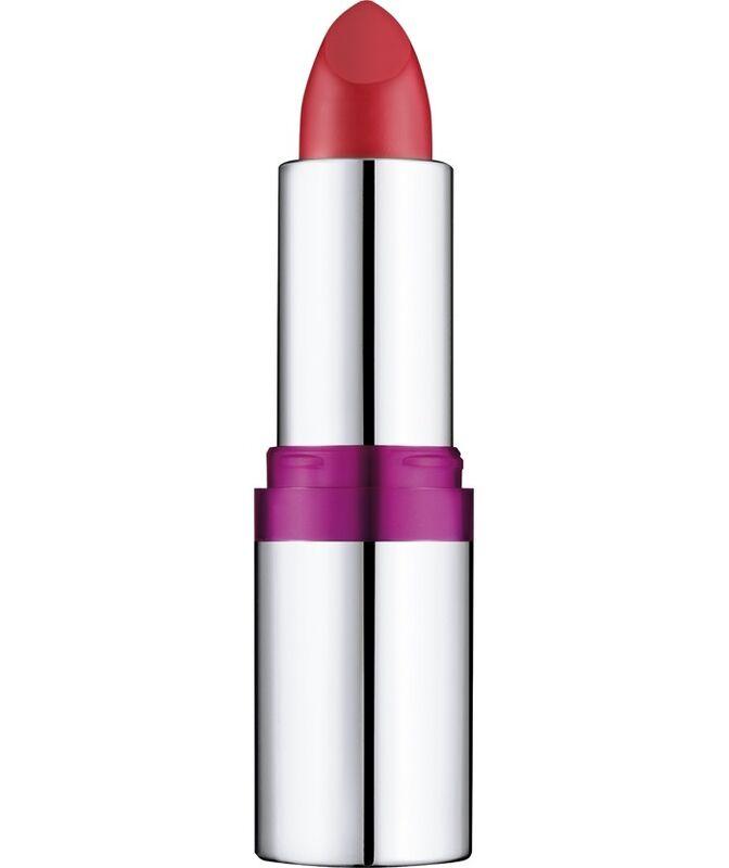 Декоративная косметика LUMENE Помада-блеск для губ Raspberry Shine, тон 110 - фото 1