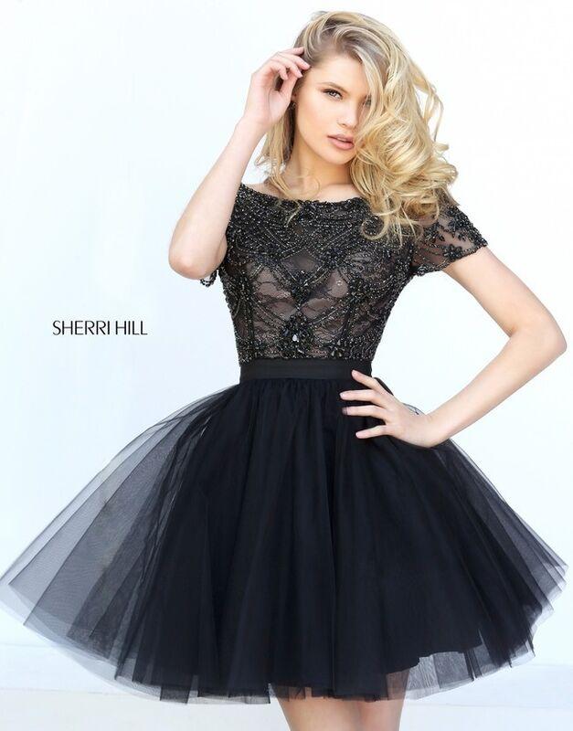 Вечернее платье Sherri Hill Платье 50709 - фото 4