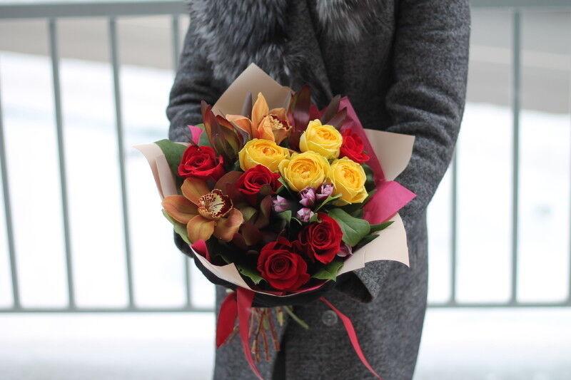 Магазин цветов Cvetok.by Букет «Моя любовь» - фото 2