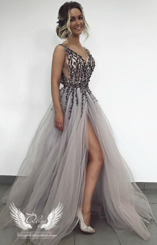 Вечернее платье ALIZA Платье «Greya» - фото 1