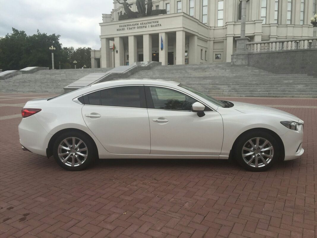 Аренда авто Mazda 6, 2013 г. - фото 4