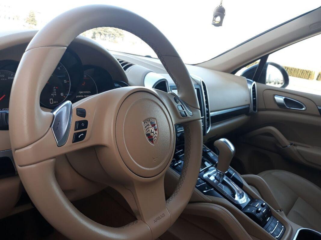 Прокат авто Porsche Cayenne 2010 г.в. - фото 10