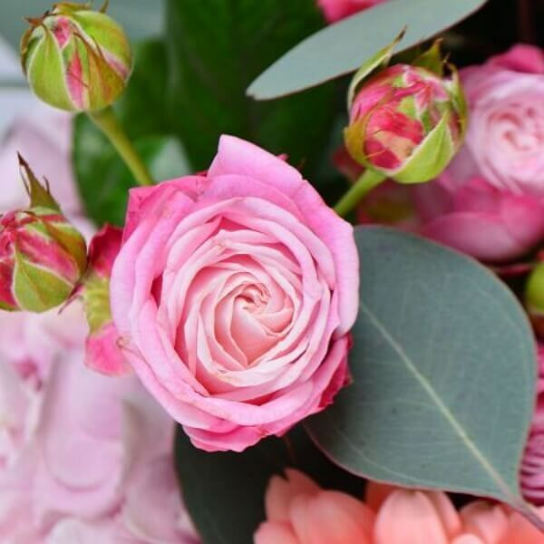 Магазин цветов Букетная Букет «Первое свидание» - фото 4